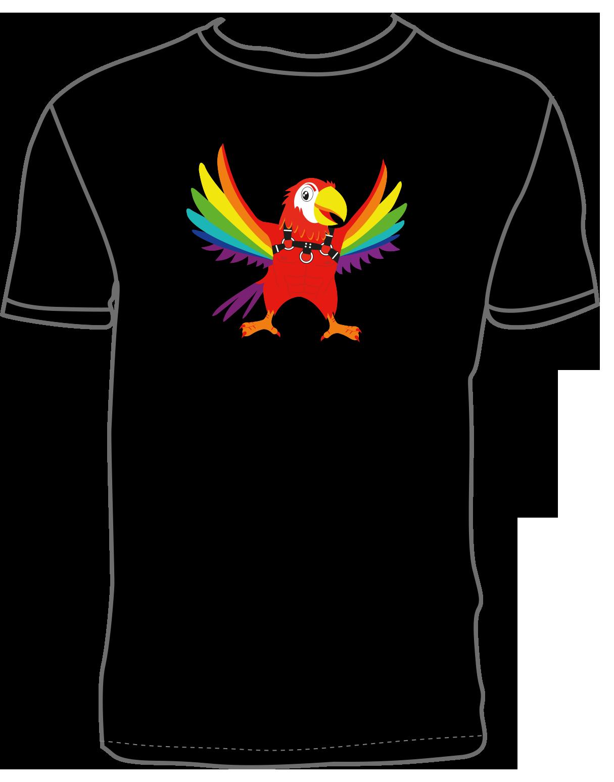 Coco Loco Coco Fetish T-shirt